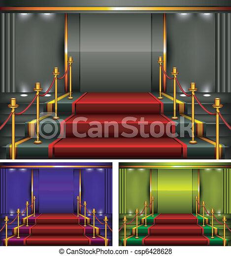 Color pedestal - csp6428628
