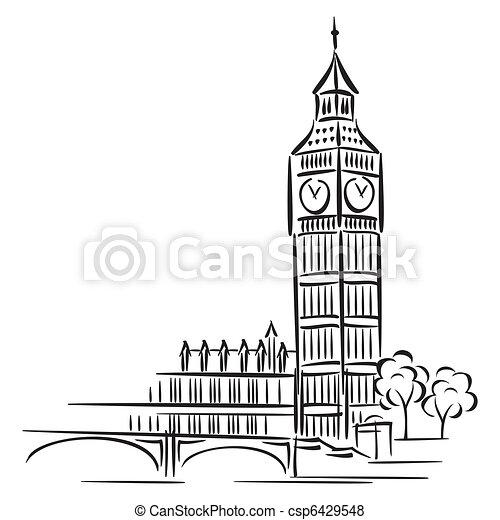 Big Ben - csp6429548