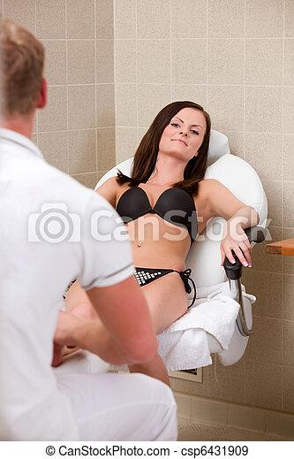 Asian foot massage pain