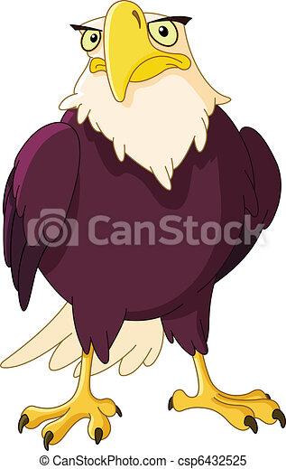 American bald eagle - csp6432525