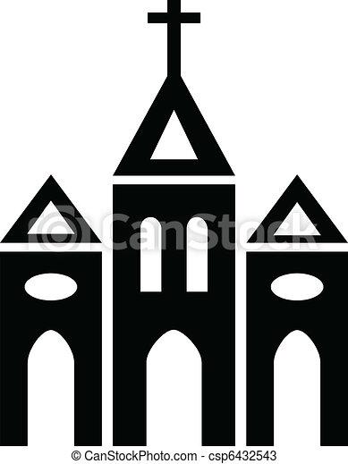 Church - csp6432543