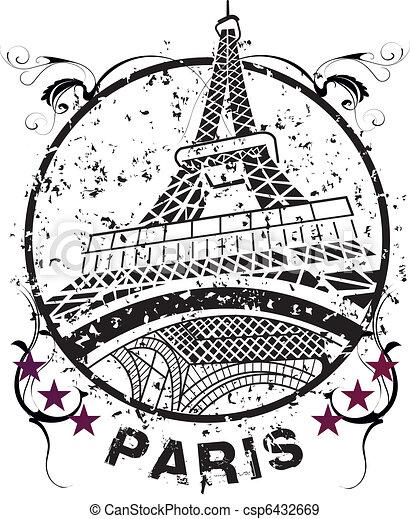 PARIS - csp6432669