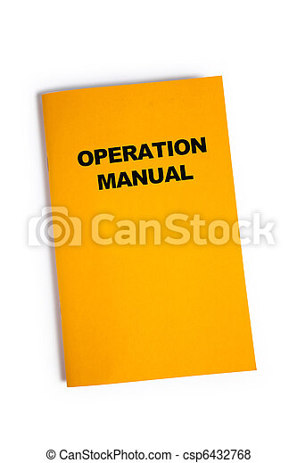 Operation Manual - csp6432768