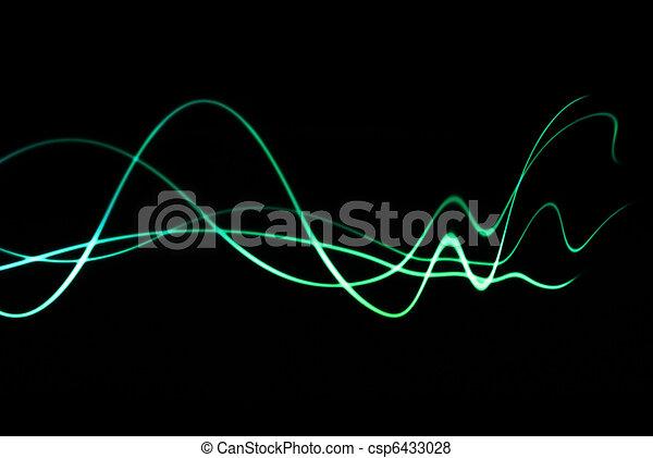 fading sound noise - csp6433028