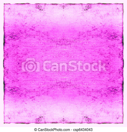 Abstract grunge background pattern for your text - csp6434043