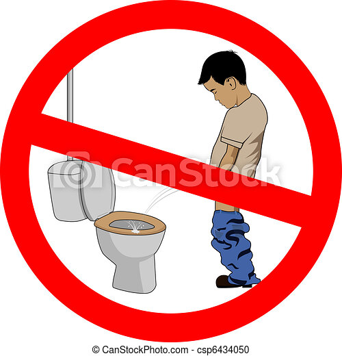 Urinating Illustrations and Clipart. 878 Urinating royalty free ...