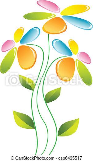 Flowers - csp6435517
