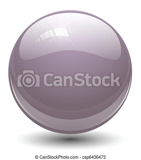 glass sphere - csp6436473