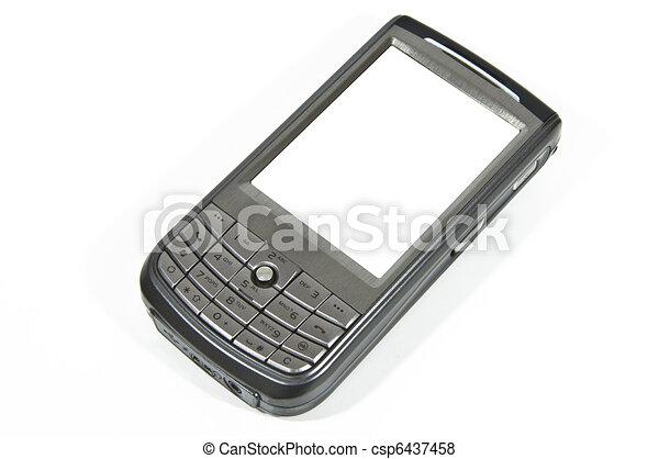 PDA mobile - csp6437458