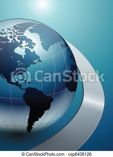 vector business background - csp6438126