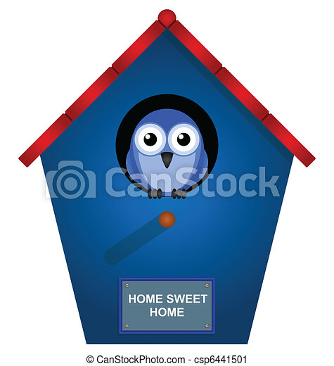 bird house - csp6441501