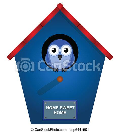 bird house - csp6441501