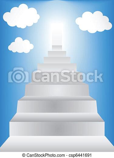 Stairway to heaven - csp6441691