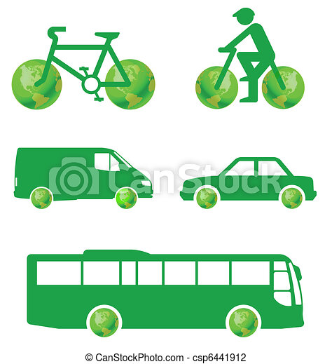 Green transport - csp6441912