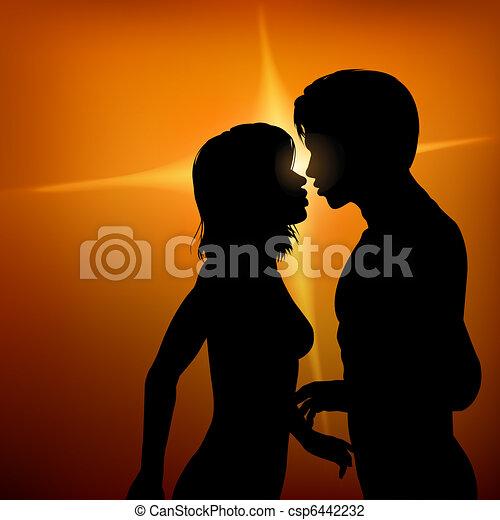 Kiss - csp6442232