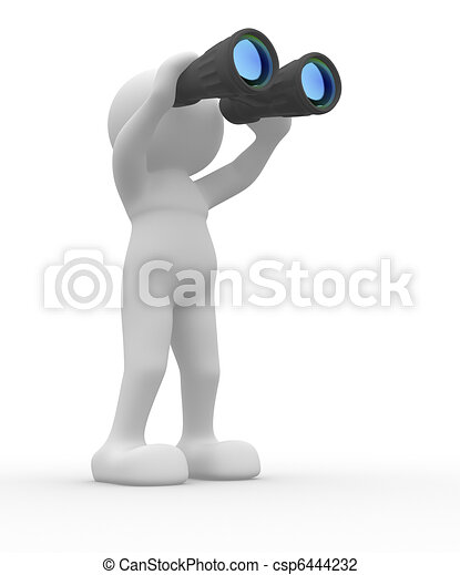 Binocular  - csp6444232