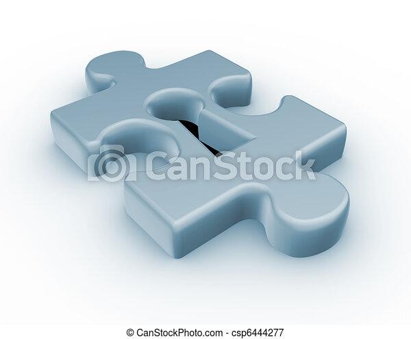 Jigsaw  - csp6444277