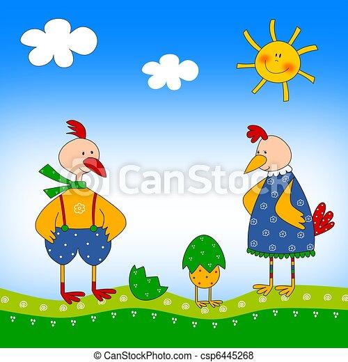 Illustration for children - csp6445268