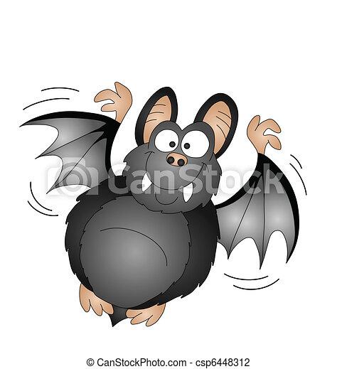 vampire bat  - csp6448312