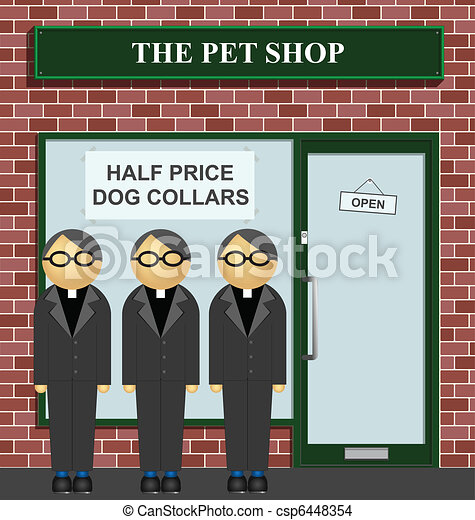 pet shop - csp6448354