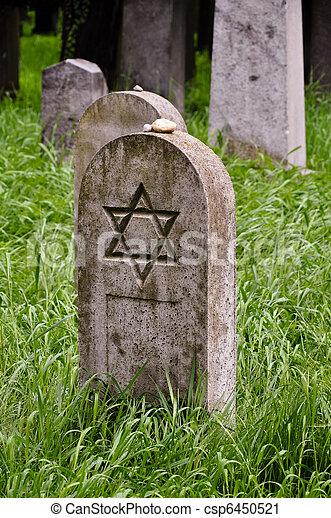 photographies de cemetary juif solitaire pierre tombale a solitaire csp6450521. Black Bedroom Furniture Sets. Home Design Ideas