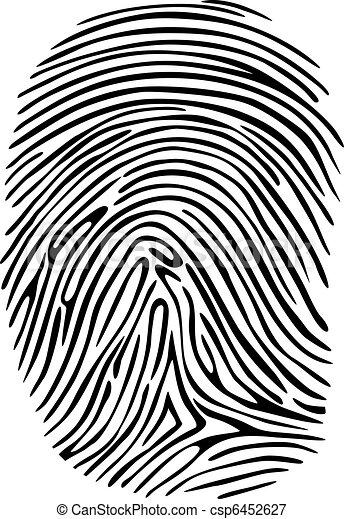 Fingerprint - csp6452627