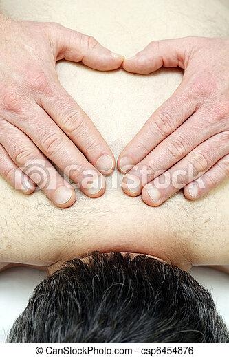 Love Massaging - csp6454876