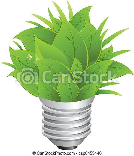 Eco Energy - csp6455440