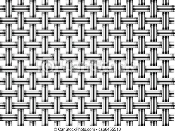 gitter, Muster - csp6455510
