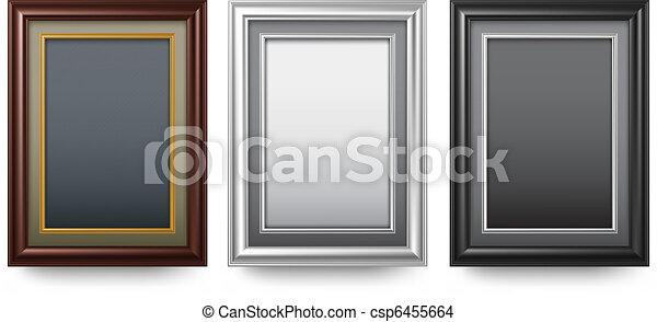 Three frames - csp6455664