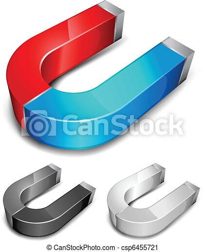 Magnets  - csp6455721