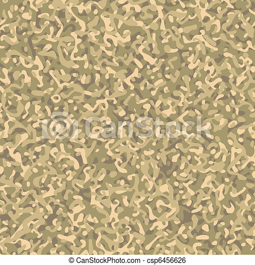 Army forces universal military camuoflage. EPS8 - csp6456626