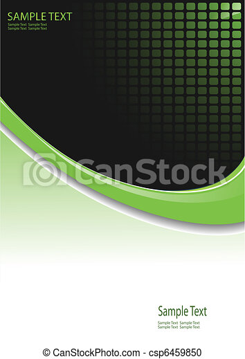 business  background - vector illus - csp6459850