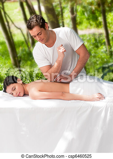 oil massage se manlig massör
