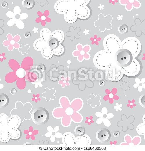 gray button seamless(0).jpg - csp6460563