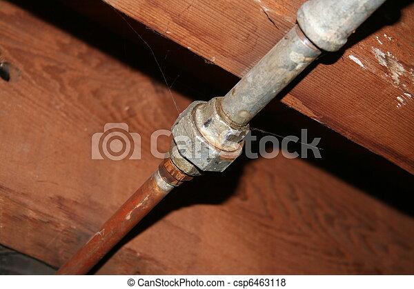 images de incorrect plomberie r paration plomberie r paration csp6463118 recherchez. Black Bedroom Furniture Sets. Home Design Ideas