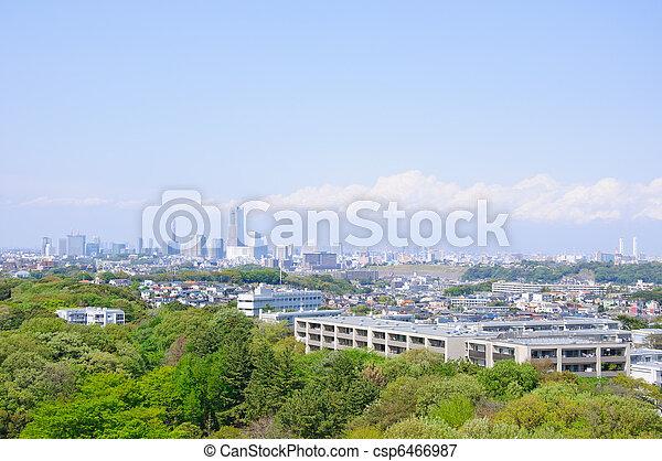 Yokohama, Japan - csp6466987