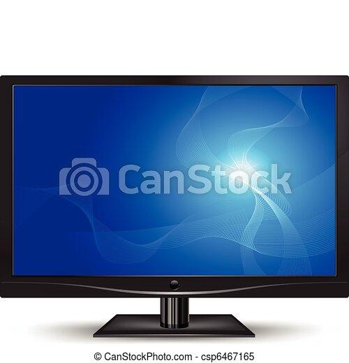 Computer monitor - csp6467165