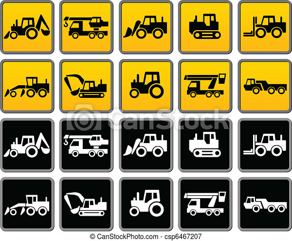 Transportation collection - csp6467207