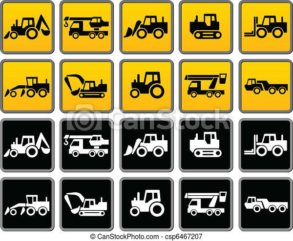 Transportation collection - csp6467207