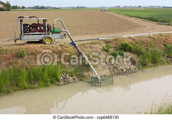 Water pump - csp6468130