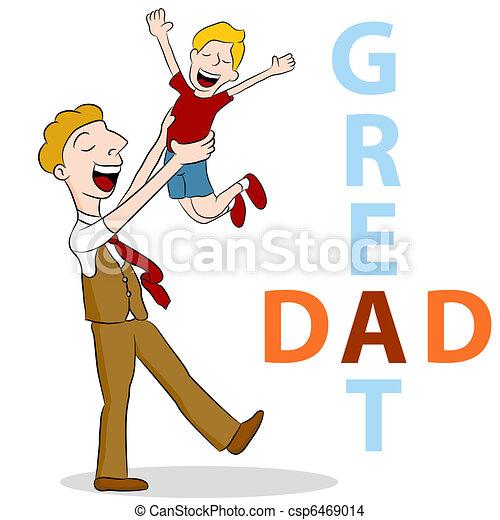 Great Dad - csp6469014
