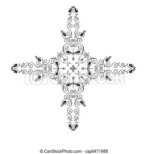 Christian Cross - csp6471988