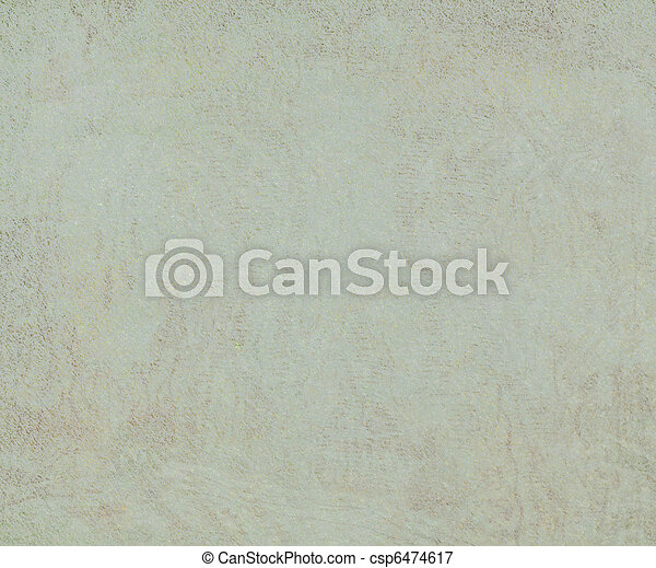 Grey painted plaster wall - csp6474617