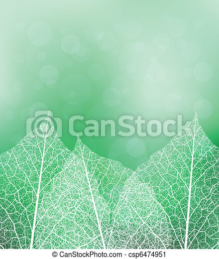 Nature theme background - csp6474951