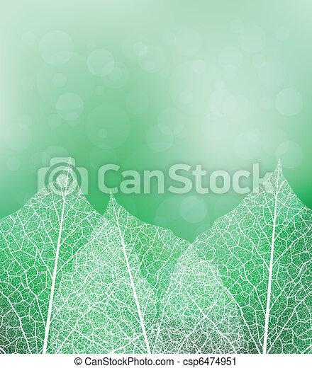 Nature theme background - csp6474951
