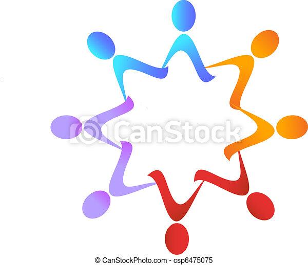 Teamwork - csp6475075