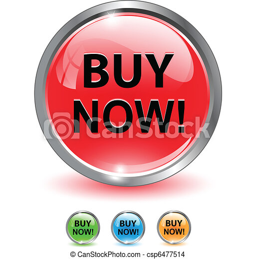 Buy buttons, icons set. - csp6477514