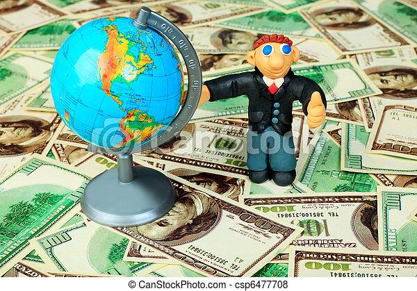 globalization - csp6477708