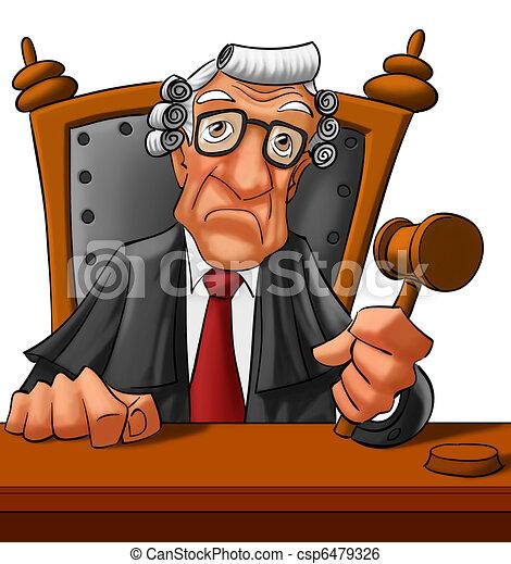 judge - csp6479326